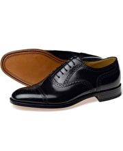 Half Brogue Shoe