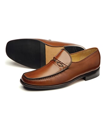 Turin Loafer - Brown