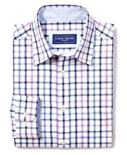 York Shirt - Blue/Purple