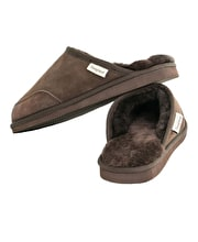 Sheepskin Slip-On Slipper