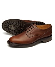 Epsom Waxy Leather Shoe