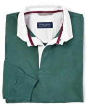 Rugby Shirt - Green