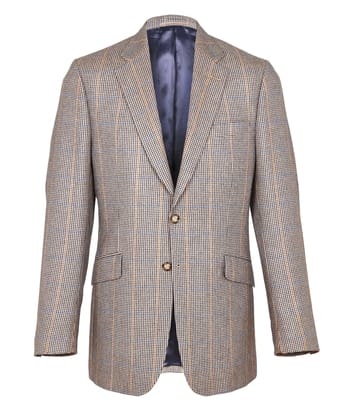 Dales Tweed & Country Jackets - Brown/Blue