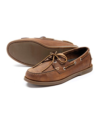 Creek Deck Shoes - Sand