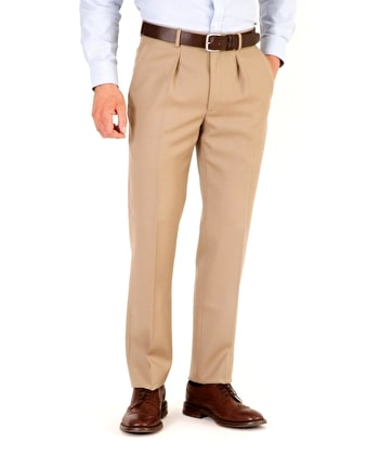 Cavalry Twill Trousers - Taupe