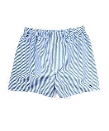 Boxer Shorts - Blue Stripe