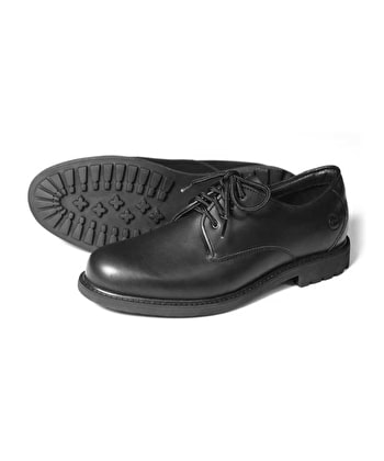 Malvern Walking Shoe - Black