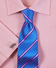 Pink End-on-End Shirt
