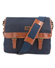 Messenger Bag - Navy