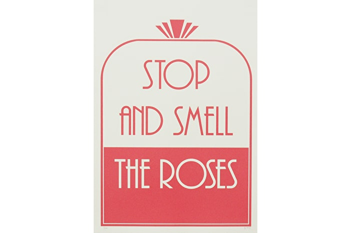 Stop & Smell the Roses