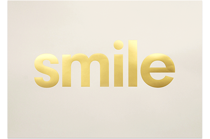 Smile - Gold