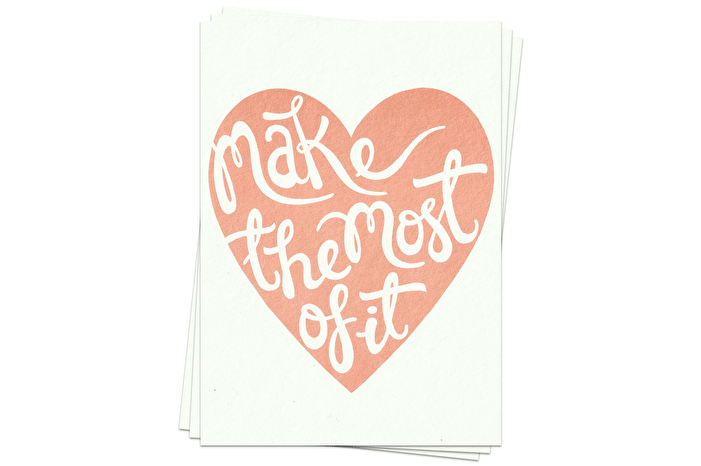 Make the Most of it - Postcards