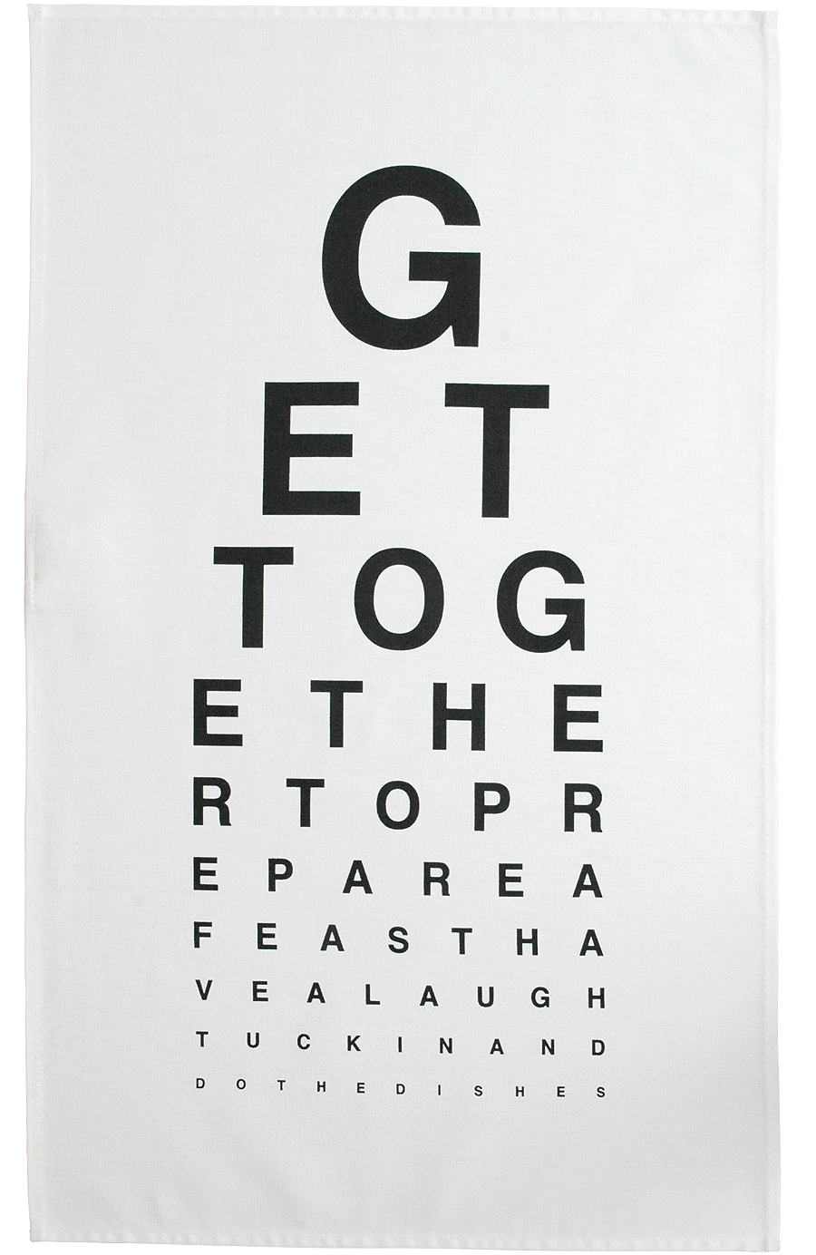 Get Together Eye Chart All Products The Calm Gallery