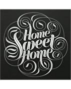 Home Sweet Home - Black
