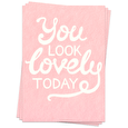 You Look Lovely - Postcards