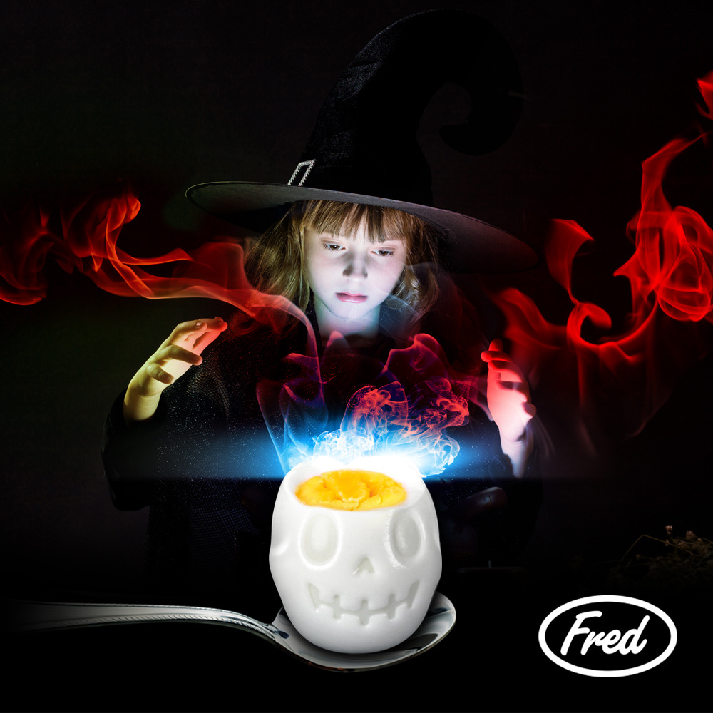 Fref egg and spoon