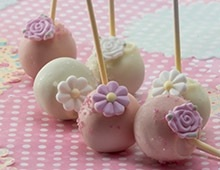 Cake Pops et Push Pops