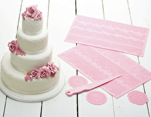 Sugar Lace Icing