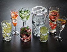 Polycarbonate Barware