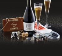 Bar Craft Nine Piece Prosecco Gift Set