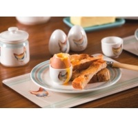 Hen House Ceramic Egg Cup
