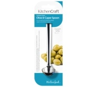 KitchenCraft Stainless Steel Draining Spoon