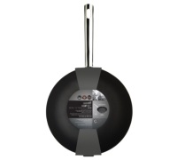 Master Class Professional Carbon Steel 30cm Wok