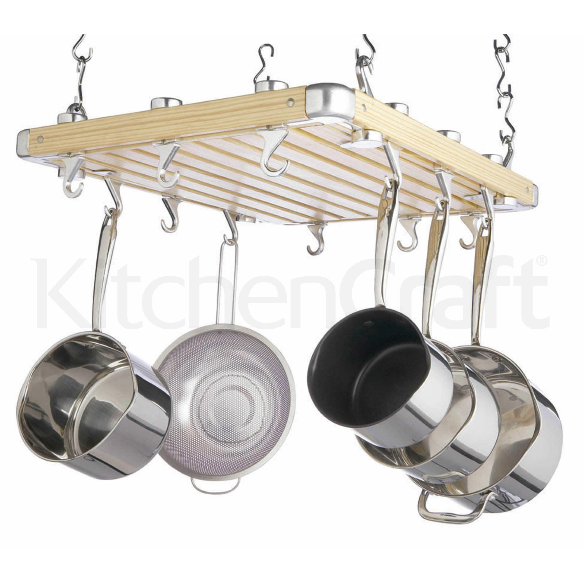 kitchen incredible pict steel pan hanger sasg with utensil standing hanging mounted islands holder rackisland unique stainless pots shelf hooks suspended styles and island rack lighting lights lighted full of utility trend pans size pot lowes accessories best wall storage