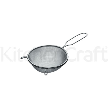 Kitchen Craft Tinned 16cm Round Sieve