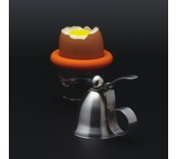 Master Class Stainless Steel Egg Topper