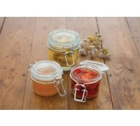 Home Made Glass 200ml Terrine Jar