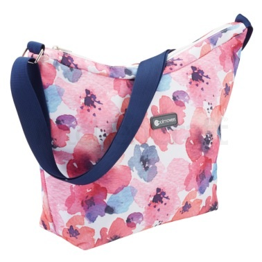 Coolmovers Floral Print 5 Litre Cross Body Cool Bag