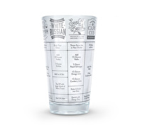 Fred Good Measure Vodka Recipe Glass