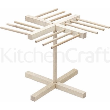 Imperia Italian Wooden Pasta Drying Stand