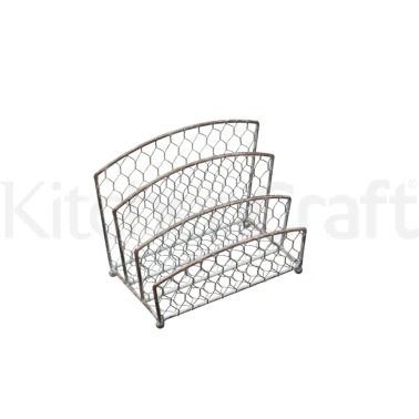 Kitchen Craft Wire Letter Rack