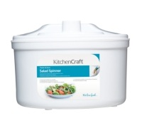 Kitchen Craft 22.5cm Salad Spinner