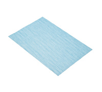 KitchenCraft Woven Aqua Placemat