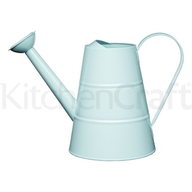 Living Nostalgia Vintage Blue 2.3 Litre Watering Can