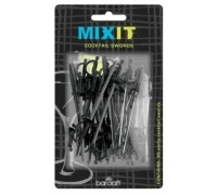 Bar Craft Pack of 40 Cocktail Swords