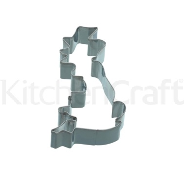 KitchenCraft 11.5cm Great Britain Shaped Cookie Cutter