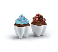 Fred Sweet Tooth Baking Cups