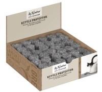 Le'Xpress Display of 72 Steel Mesh Kettle Protectors