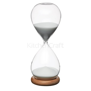 Natural Elements Hourglass Timer