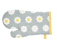 Kitchen Craft Retro Flower Single Oven Glove