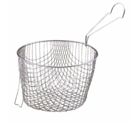 Kitchen Craft Extra Deep Chip Basket for 20cm (8