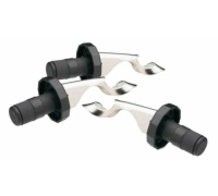 Bar Craft Lever-Arm Bottle Stoppers and Openers