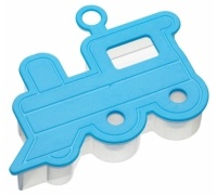 Let's Make Train 3D Cookie Cutter