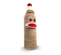 Fred Wine Monkey Bottle Caddy