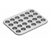 Kitchen Craft Non-Stick Mini Twenty Four Hole Baking / Tart Pan