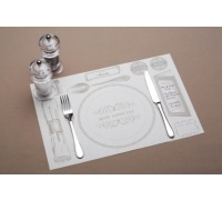 KitchenCraft Dinner Party Paper Placemats